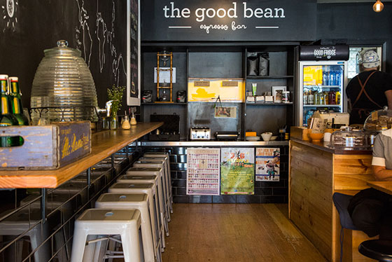 The Good Bean Cafe